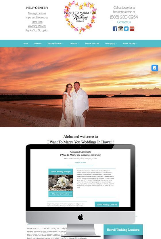 Memorable Hawaii Weddings